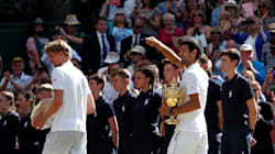 Exhausted Anderson Bows To Determined Djokovic In Wimbledon