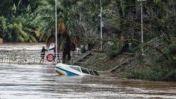 Deux morts après les inondations dans le