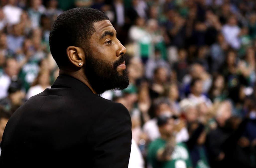 91a956ae5bd7 The NBA draft lottery brought the missing piece to the Kyrie Irving trade  puzzle for the Cleveland Cavaliers