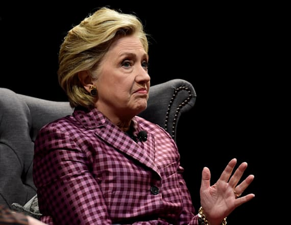 Clinton gives brutal response about Trump presidency