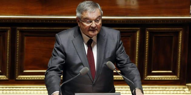 Michel Mercier, proposé par le Président du Sénat au Conseil Constitutionnel