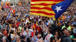 Catalunha declara sua independência da