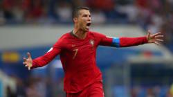 Nemmeno la condanna e la maxi-multa fermano Cristiano Ronaldo, tripletta alla