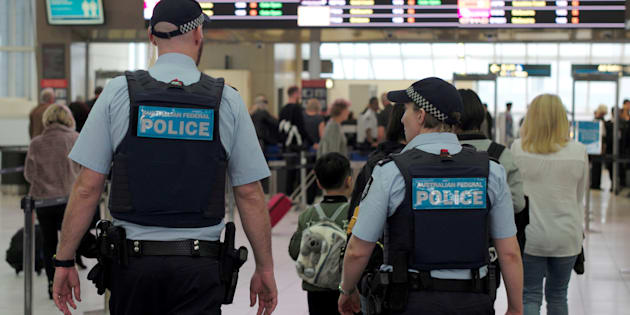 Australian airport workers also terror suspects