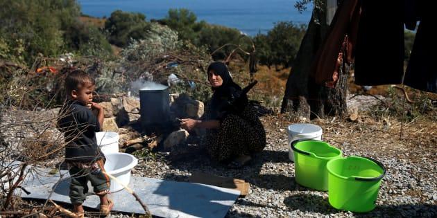 Pour aider les réfugiés, la désobéissance est justifiée. REUTERS/Alkis Konstantinidis/File photo