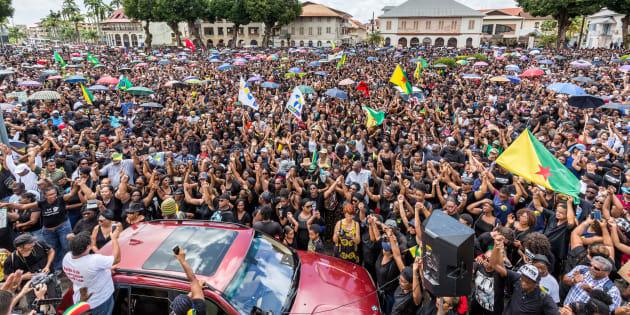 Les ministres Matthias Fekl et Ericka Bareigts en Guyane se rendent en Guyane mercredi