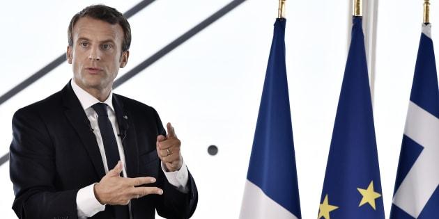 Macron ne regrette