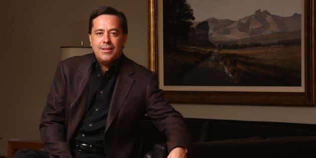 Former Steinhoff CEO Markus Jooste.
