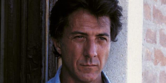 Dustin Hoffman, en una imagen de 1985.