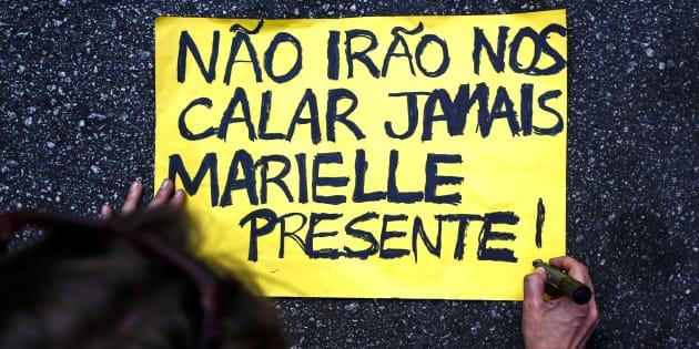 Vereadora assassinada no Rio de Janeiro se tornou alvo de notícias falsas.