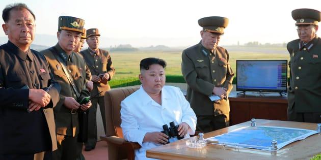 """La Corée du Nord accuse Trump d'avoir """"perdu la raison"""" et précise...."""