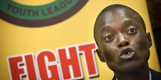 Former secretary general of the ANCYL, Sindiso Magaqa.