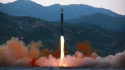La Corée du Nord tire trois missiles balistiques à courte