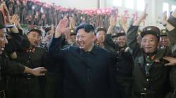 Kim Jong-Un celebra con un concierto pop el éxito de su último