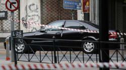 L'ex-Premier ministre grec blessé par l'explosion d'un engin dans sa