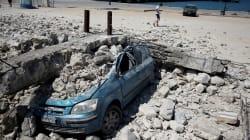 Powerful Earthquake Strikes Turkish Coast and Greek