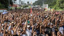 En Guyane, les manifestants ont quitté le centre spatial de