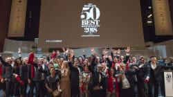 On connaît les 50 meilleurs restos de 2018 et 5 d'entre eux sont