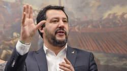 Salvini lancia il condono