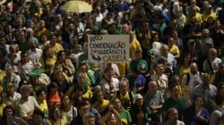 Forte mobilisation anti-Lula au