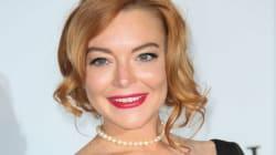 Lindsay Lohan va dessiner une île à