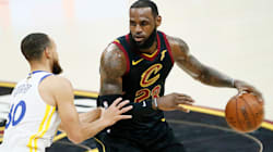 LeBron James Posts Sweet Goodbye To Ohio. Hollywood Celebs Say
