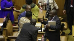 ANC Will Bring Motion Of No Confidence Against Zuma If He Does Not