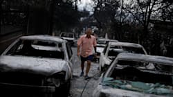 Feux en Grèce: des Montréalais s'organisent pour aider les