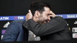 Le lacrime fanno di Buffon un vero