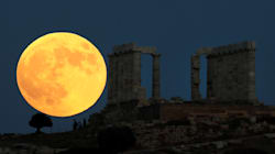 Voyez la plus longue éclipse de Lune du 21e
