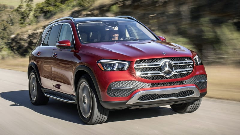 2020 Mercedes-Benz GLE-Class First Drive Review