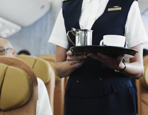You should never order these drinks on a plane