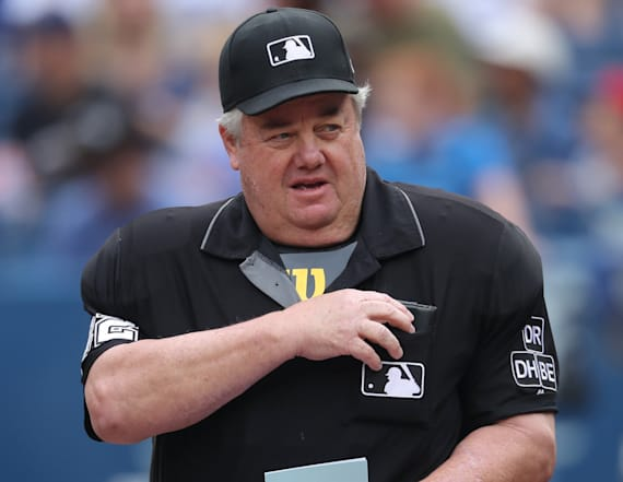 MLB fans slam umpire as he hits historic milestone