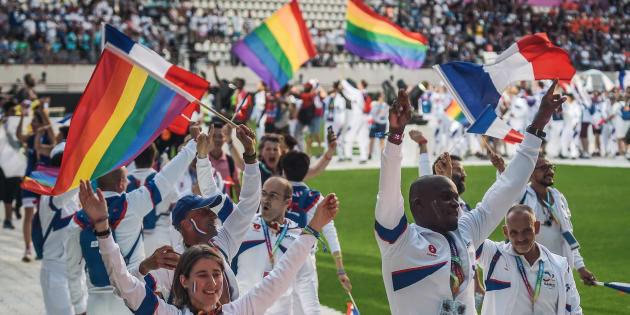 Les Jeux de la tolérance — Gay Games