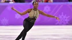 The Best Costumes Of The Olympic Women's Figure Skating Competition,