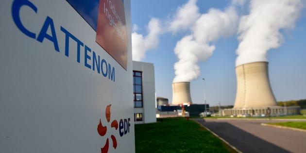 Intrusion à la centrale de Cattenom: jusqu'à deux mois de prison ferme contre les militants de Greenpeace.