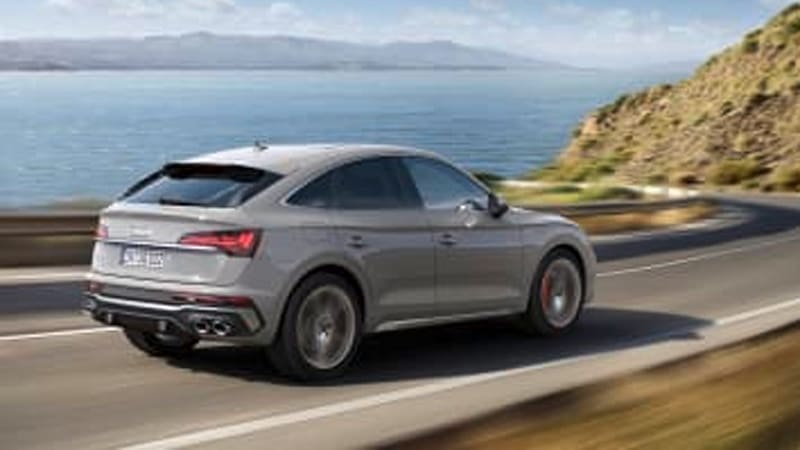 2021 Audi Q5/SQ5 Sportbacks command a premium over their non-coupe counterparts