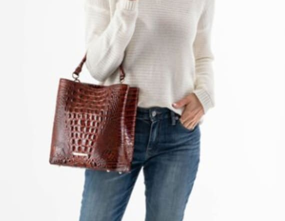 We can't stop obsessing over this Brahmin purse