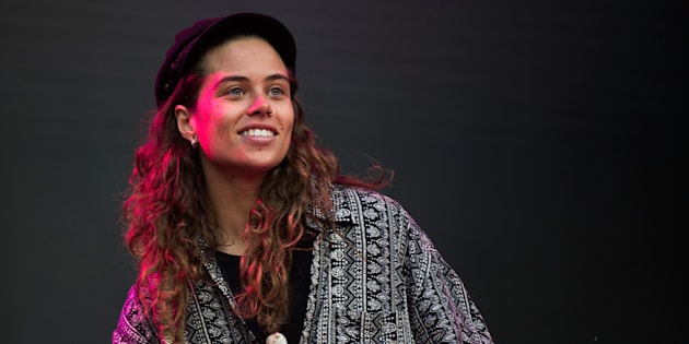 Tash Sultana is known for her music and her openness.