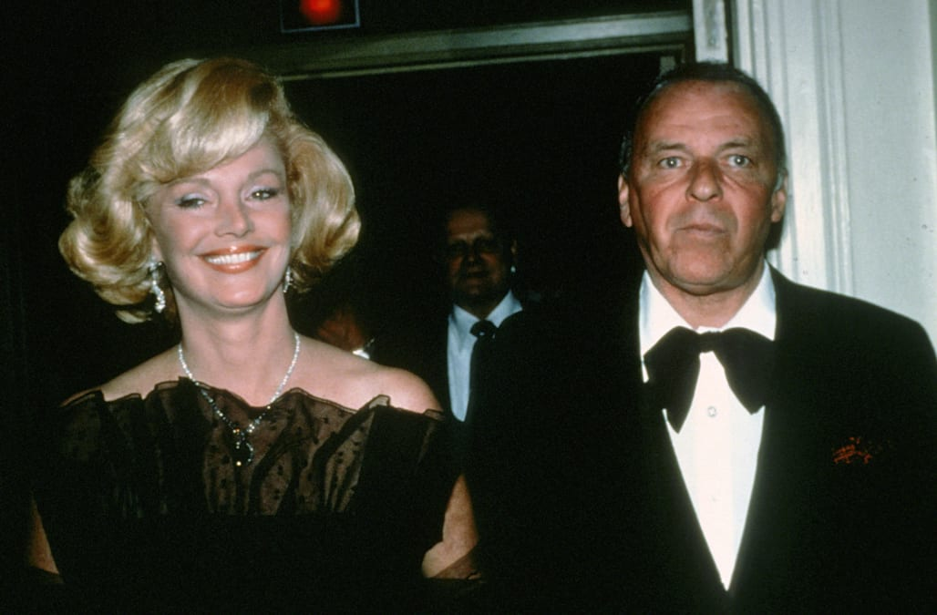 Image result for Frank Sinatra's Wife, Barbara Dies At 90