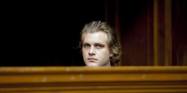 Murder accused Henri van Breda.