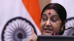 Sushma Swaraj Slams Sartaj Aziz On Twitter Over Pak Visa For Kulbhushan Jadhav's