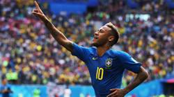 Le Brésil attend le temps additionnel pour sceller le sort du Costa
