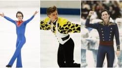 フィギュア男子の衣装から、その時代が見えてくる。70年代のオリンピックから振り返り(画像)