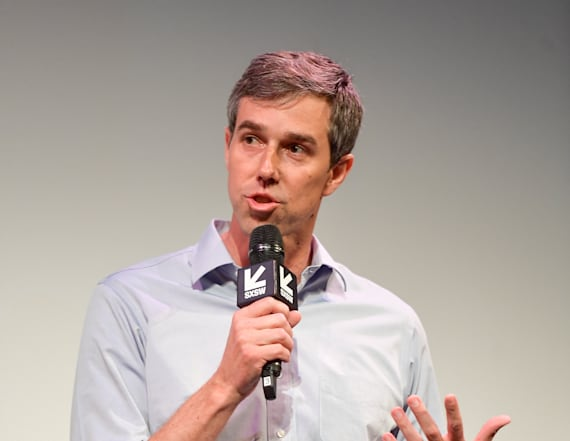 People can't get over O'Rourke's Vanity Fair cover