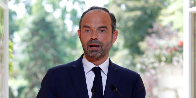 Edouard Philippe dément la rumeur d'une évasion de prisonniers à Saint-Martin.