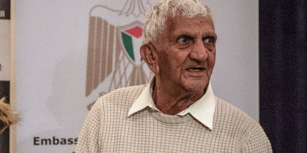 South African former Robben Island political prisoner Laloo Chiba has died.
