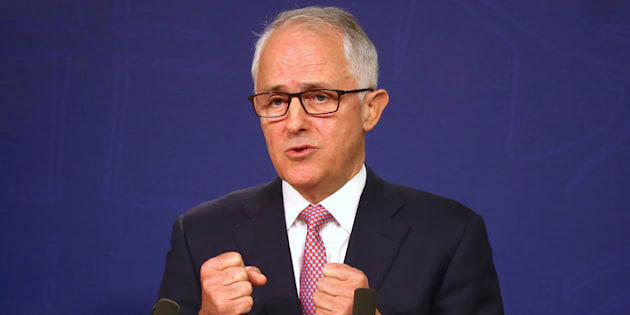 Malcolm Turnbull donated $1.75m to his party's election campaign.