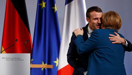 Le traité d'Aix-la-Chapelle est-il anticonstitutionnel comme le sous-entend Marine Le