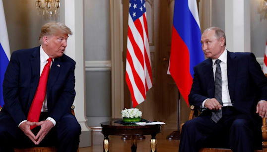Trump rétropédale sur l'ingérence russe et plaide la faute de